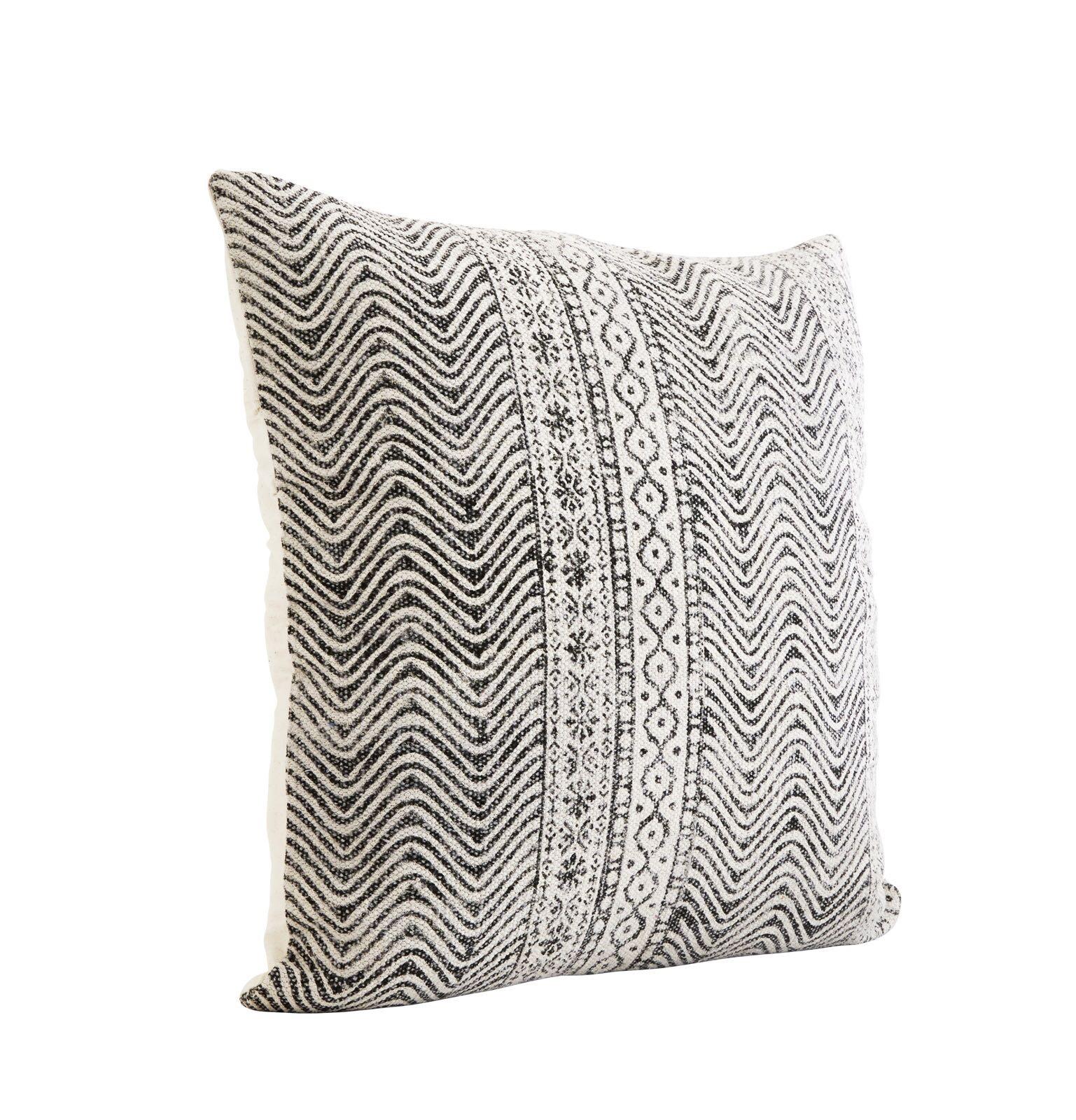 Kissenbezug aus Baumwolle