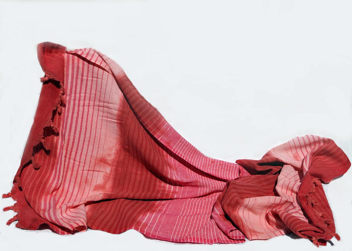 Strandtuch aus Baumwolle